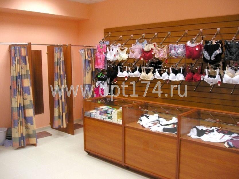 Оформление магазина нижнего белья №9.